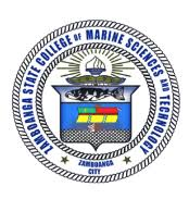 Zamboanga State College of Marine Sciences and Technology Application 2022-2023